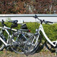 Diese Fahrr&aumlder geh&oumlren zur Ausstattung
